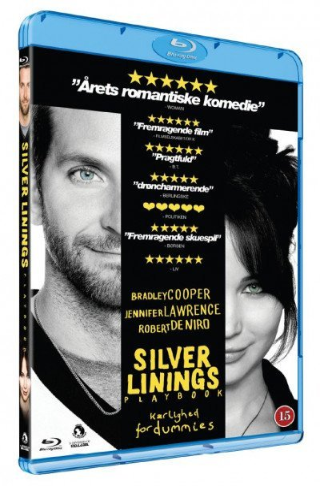 Silver Linings Playbook - Blu-Ray