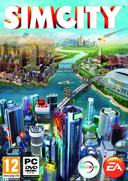 Image of   Simcity - 2013 / 13 - PC