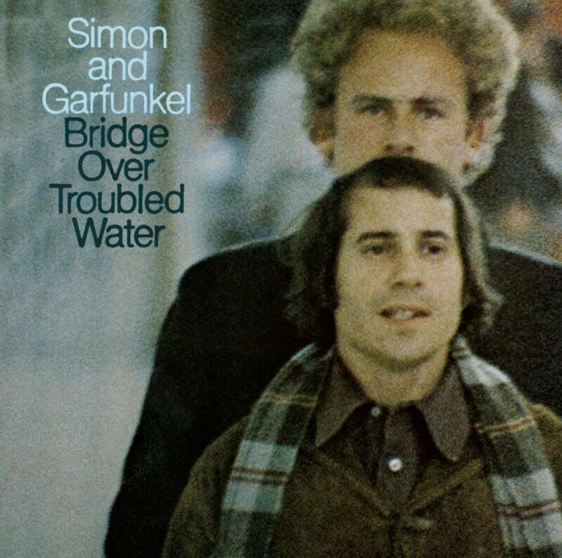 Image of   Simon And Garfunkel - Bridge Over Troubled Water - CD