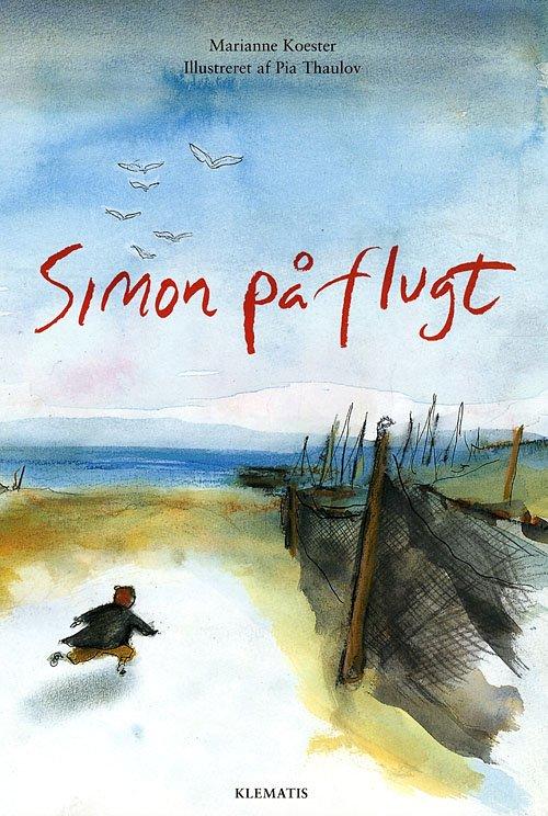 Simon På Flugt - Marianne Koester - Bog