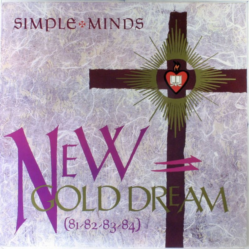 Simple Minds - New Gold Dream - Vinyl / LP