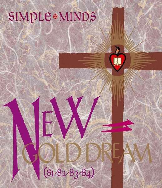 Image of   Simple Minds - New Gold Dream - Blu-Ray