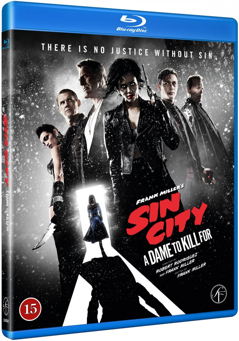 Image of   Sin City 2 - A Dame To Kill For - Blu-Ray