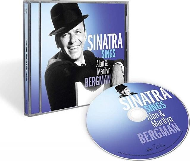 Image of   Frank Sinatra - Sinatra Sings Alan & Marilyn Bergman - CD