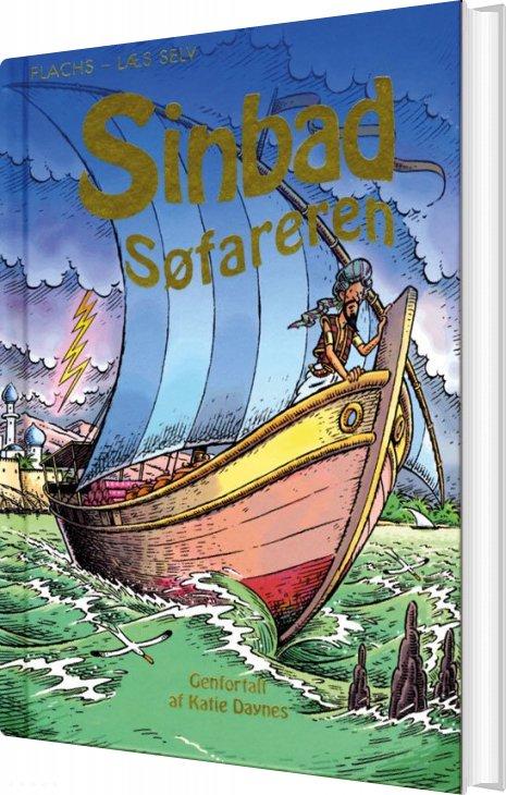 Sinbad Søfareren - Katie Daynes - Bog