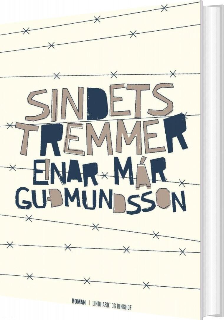 Sindets Tremmer - Einar Már Gudmundsson - Bog