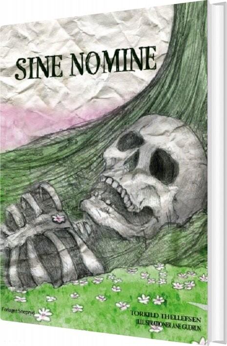 Image of   Sine Nomine - Torkild Thellefsen - Bog