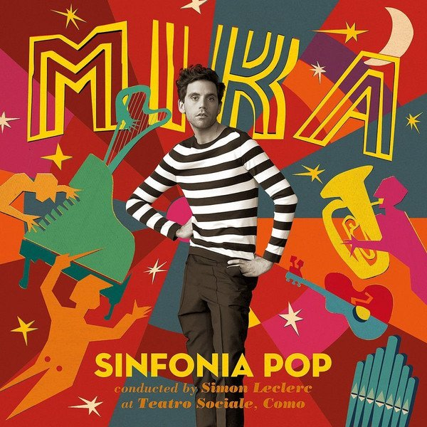 Image of   Mika - Sinfonia Pop - Live In Italy - 2 Cd+ - CD