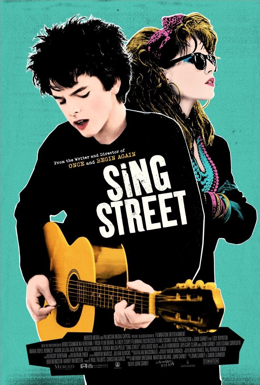 Image of   Sing Street - DVD - Film