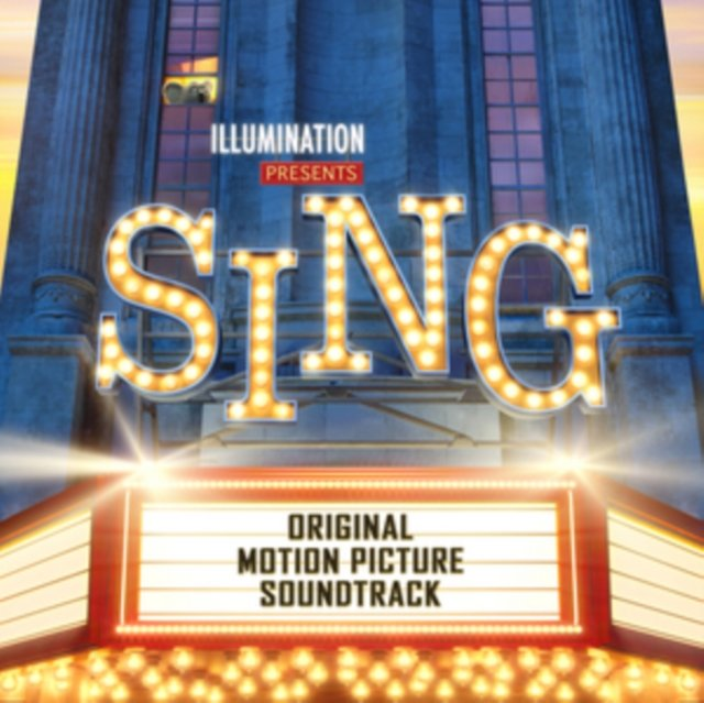 Image of   Syng / Sing - Soundtrack - CD