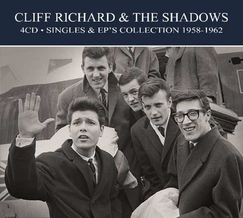 Image of   Cliff Richard & The Shadows - Singles & Ep Collection 1958-1962 - CD