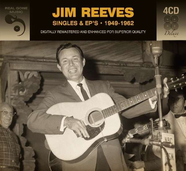 Image of   Jim Reeves - Singles & Eps 1949-1962 - CD