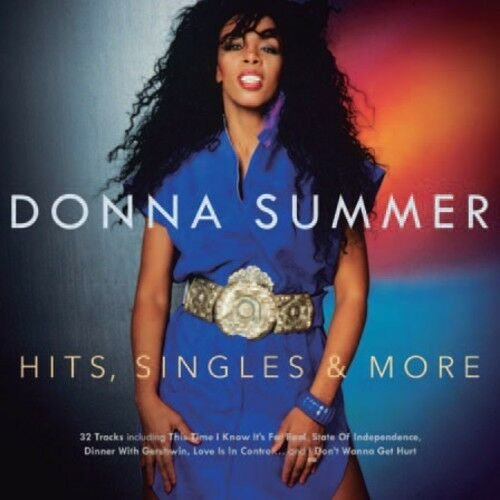 Image of   Donna Summer - Singles Hits & More - CD