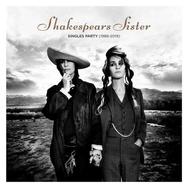 Image of   Shakespears Sister - Singles Party - 1988-2019 - CD