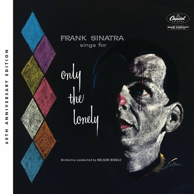 Image of   Frank Sinatra - Sings For Only The Lonely - 60th Anniversary Edition - CD