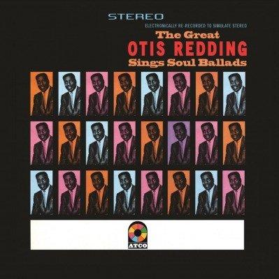 Image of   Otis Redding - Sings Soul Ballads - Vinyl / LP