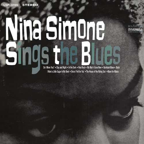 Image of   Nina Simone - Sings The Blues - Vinyl / LP