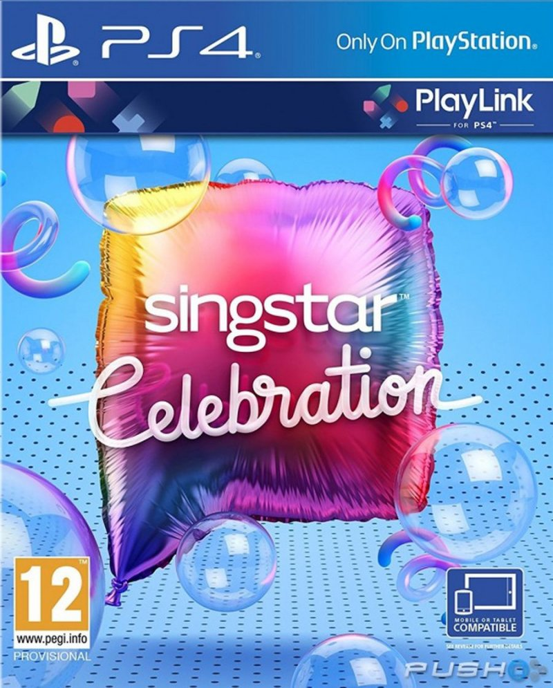 Singstar Celebration - PS4