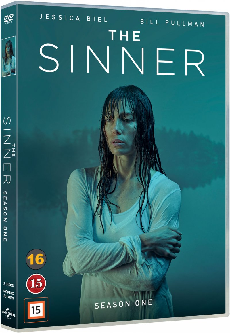 Image of   The Sinner - Sæson 1 - DVD - Tv-serie