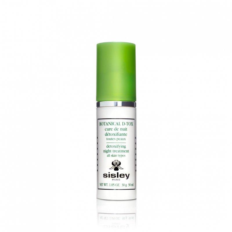 Image of   Sisley Botanical D-tox Detoxifying Night Treatment - 30 Ml