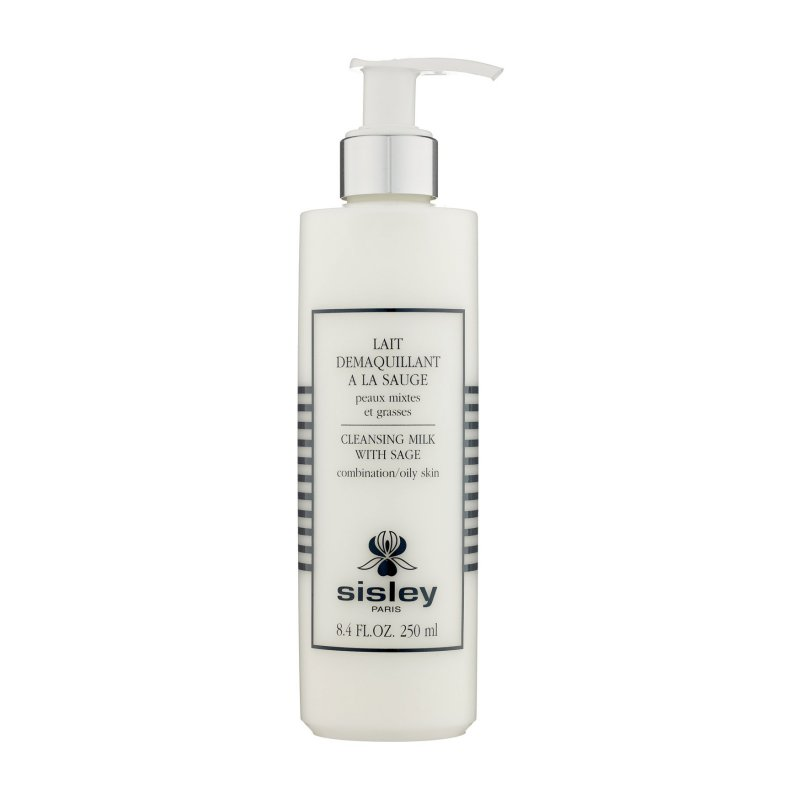 Sisley Cleansing Milk With Sage - 250 Ml