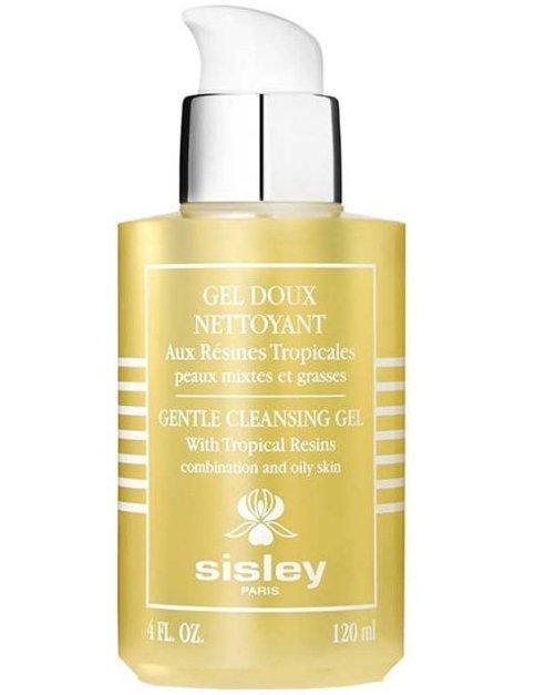 Image of   Sisley Gentle Cleansing Gel With Tropical Resins - 120 Ml
