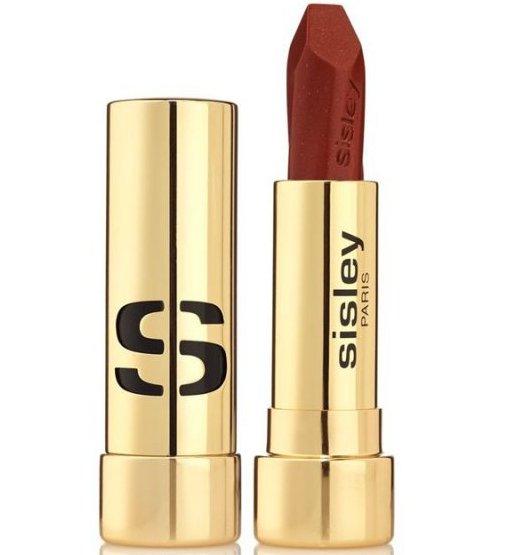 Image of   Sisley Long Lasting Lipstick - L18 Cognac