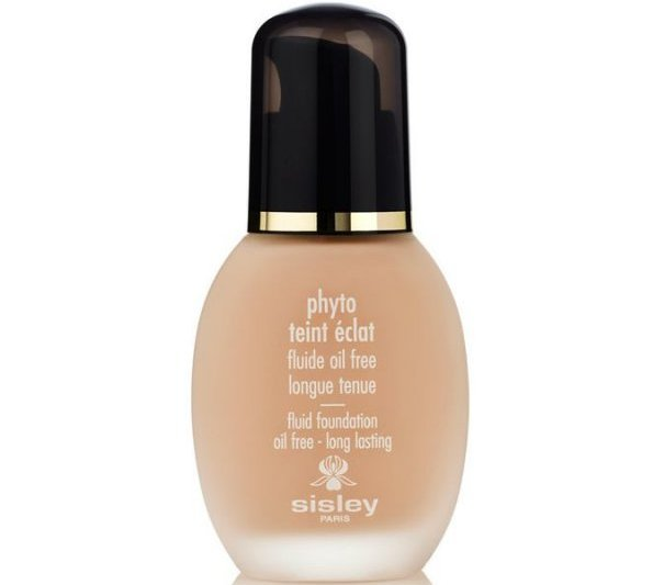 Image of   Sisley Phyto Teint Eclat Fluid Foundation - 3+ Apricot