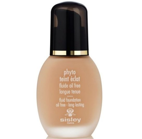 Image of   Sisley Phyto Teint Eclat Fluid Foundation - 4 Honey