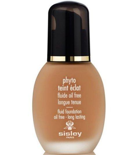 Image of   Sisley Phyto Teint Eclat Fluid Foundation - 6 Amber
