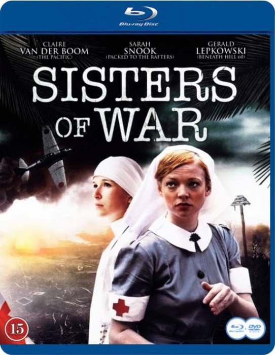 Image of   Sisters Of War (blu-ray+dvd) - Blu-Ray - Tv-serie