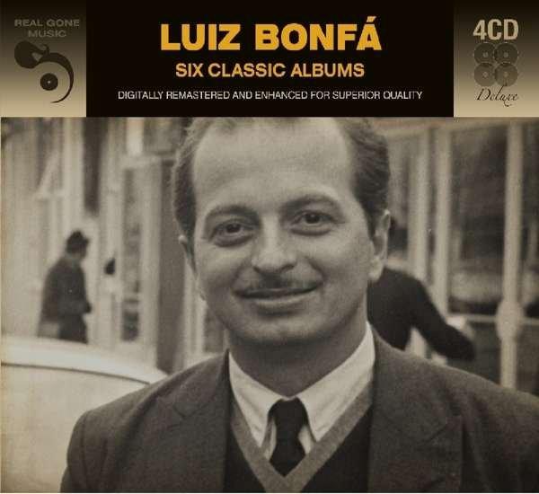 Image of   Luiz Bonfa - Six Classic Albums - CD