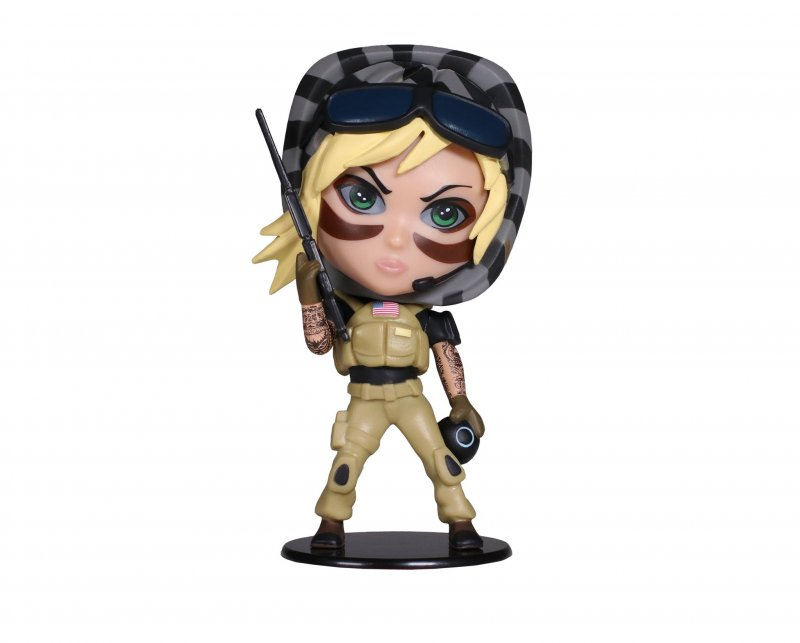 Image of   Rainbow Six Collection Figur - Valkyrie