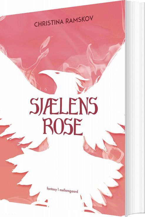 Image of   Sjælens Rose - Christina Ramskov - Bog