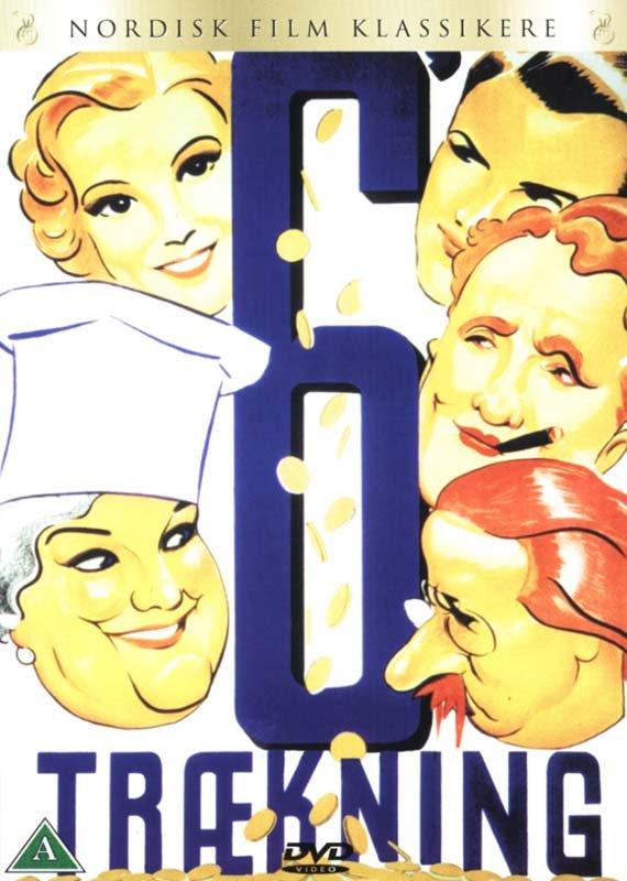 Image of   6. Trækning - DVD - Film
