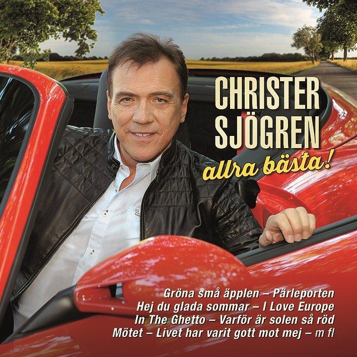 Image of   Christer Sjögren - Allra Bästa - CD