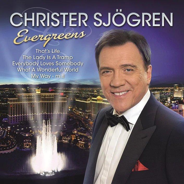Billede af Christer Sjögren - Evergreens - CD