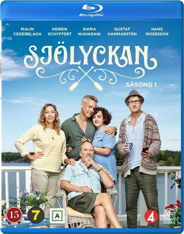 Image of   Sjölyckan - Sæson 1 - Blu-Ray - Tv-serie