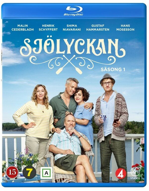 Image of   Sjölyckan - Sæson 1 - Blu-Ray - Tv-serie