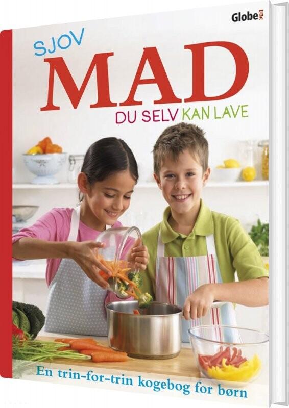 Sjov Mad Du Selv Kan Lave - Annabel Karmel - Bog