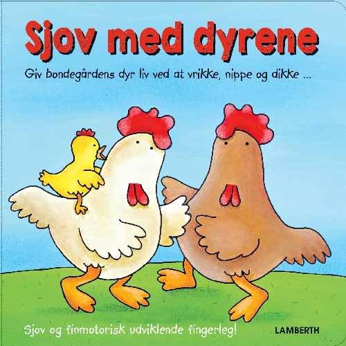 Image of   Sjov Med Dyrene - Lena Lamberth - Bog