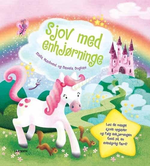 Image of   Sjov Med Enhjørninge - Stella Maidment - Bog