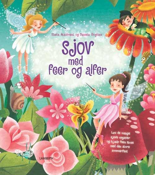 Image of   Sjov Med Feer Og Alfer - Stella Maidment - Bog