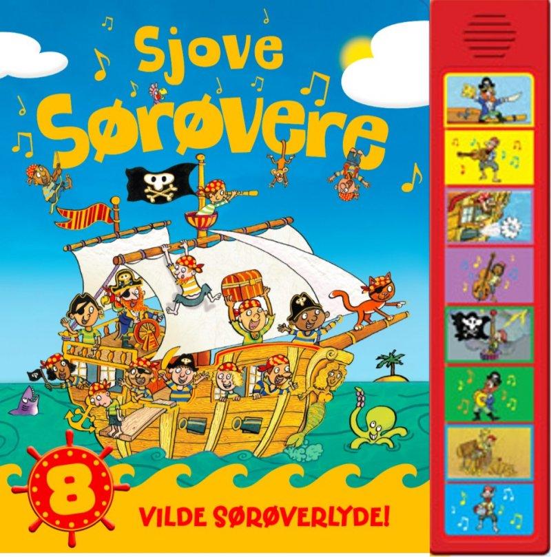 Sjove Sørøvere Mlyde Af Diverse Køb Bogen Billigt Her