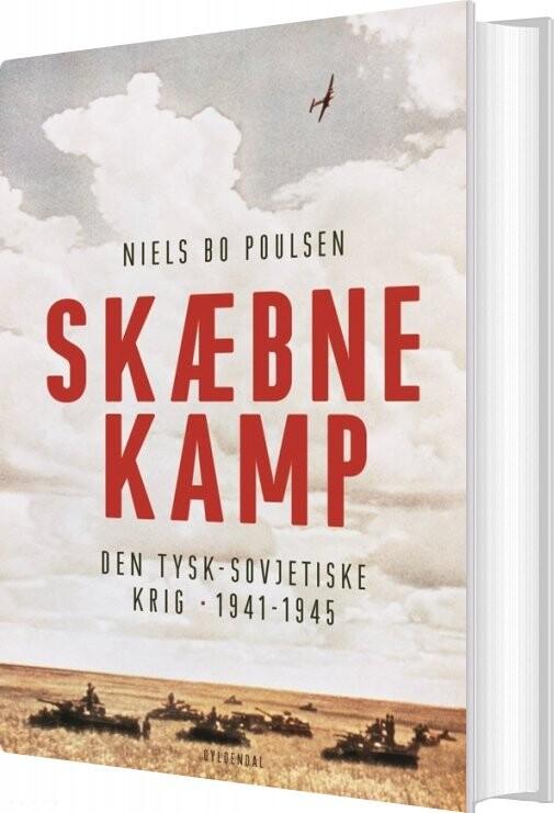 Image of   Skæbnekamp - Niels Bo Poulsen - Bog