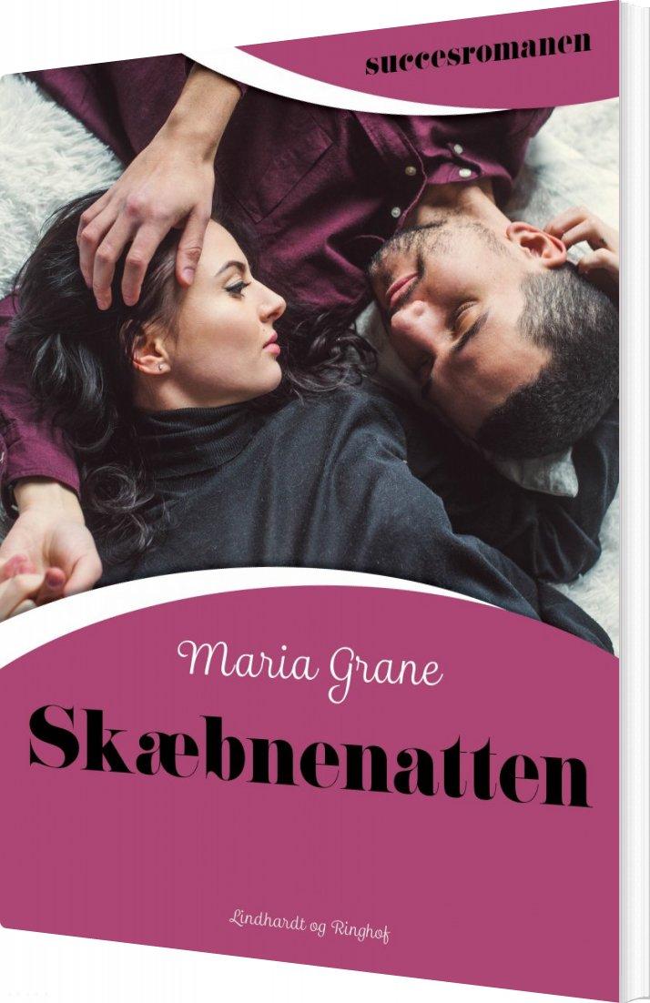 Image of   Skæbnenatten - Maria Grane - Bog