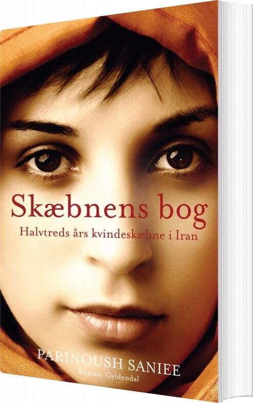 Image of   Skæbnens Bog - Parinoush Saniee - Bog