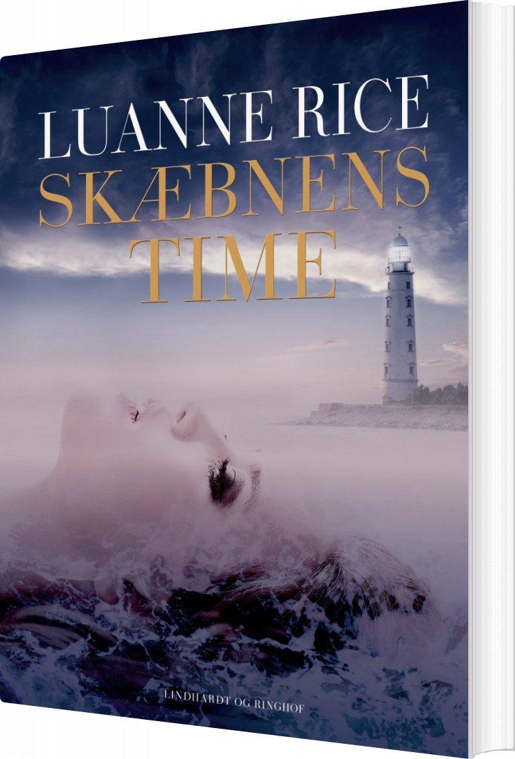 Image of   Skæbnens Time - Luanne Rice - Bog