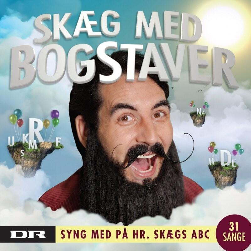 Hr. Skæg - Skæg Med Bogstaver - CD