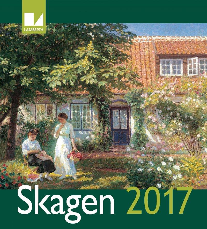 Image of   Skagen Kalender 2017